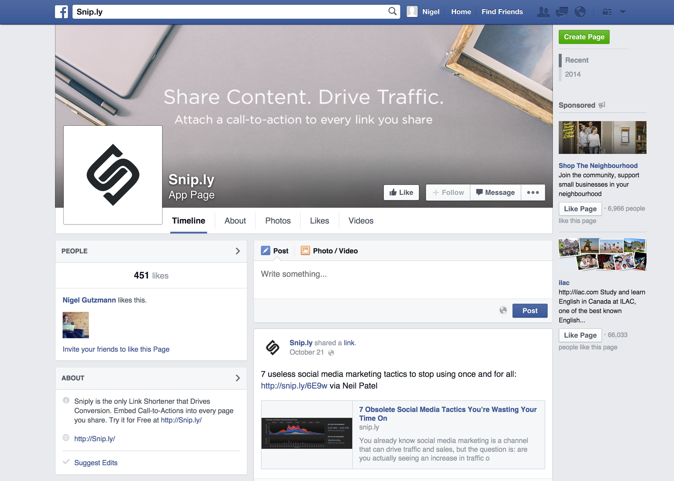 Get Conversions on Facebook